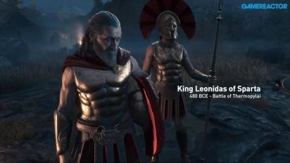 Assassin's Creed Odyssey - Historia i Postacie (Video#3)