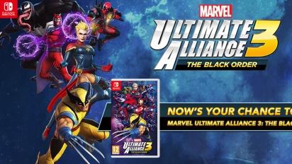 Marvel Ultimate Alliance 3: The Black Order - Team Up on Nintendo Switch (Sponsored #2)