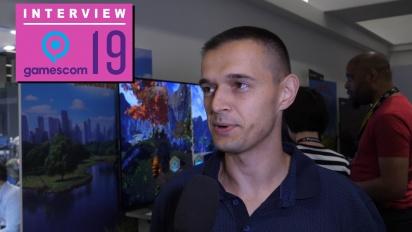 Bee Simulator - Łukasz Rosiński Interview