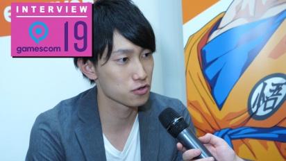 Dragon Ball Z: Kakarot - Ryosuke Hara Interview