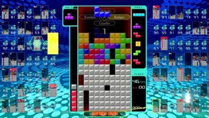 Tetris 99 - Nintendo Direct Trailer