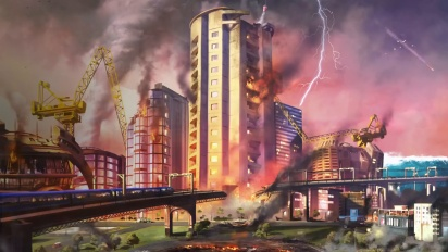 Cities: Skylines - Natural Disasters Console Announcement