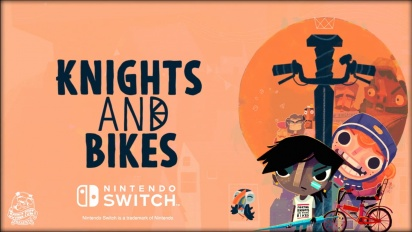 Knights and Bikes - Switch Trailer