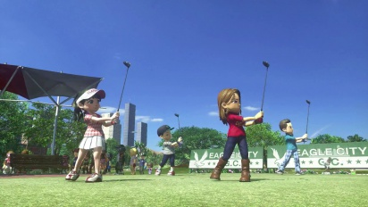 New Everybody's Golf - Announcement Trailer