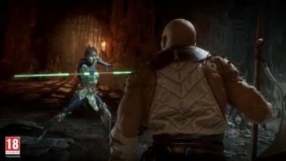 Mortal Kombat 11 – Jade w akcji