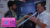 Beyond a Steel Sky - Charles Cecil Gamescom 2019 Interview
