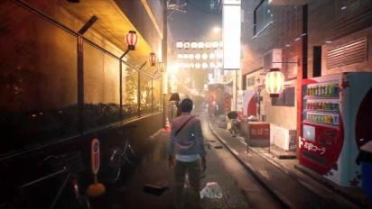 Ghostwire: Tokyo - Zwiastun z prezentacją rozgrywki