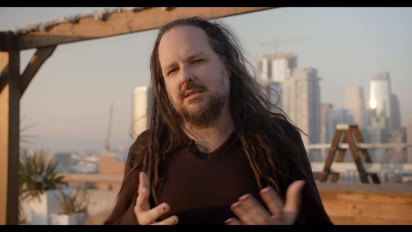 Korn Interview. Games, Rock and WoT Blitz