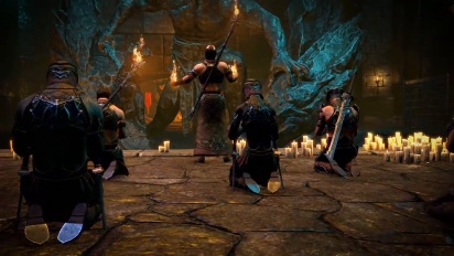 The Elder Scrolls Online: Flames of Ambition - zwiastun z rozgrywką