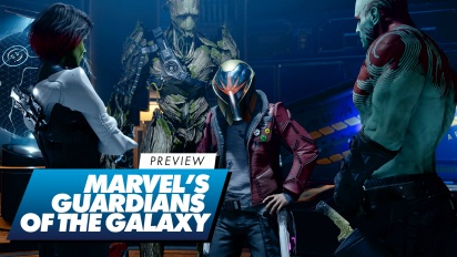 Guardians of the Galaxy - Video Preview
