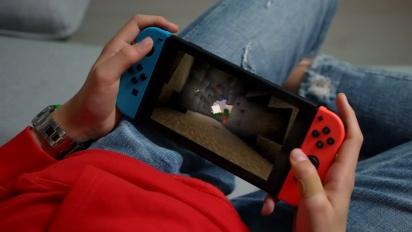 Minecraft for Nintendo Switch - Cross-Play Trailer