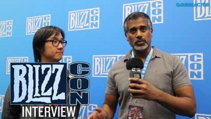 Overwatch 2 - Blizzcon Interview