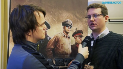 Hearts of Iron IV - Project Lead Interview