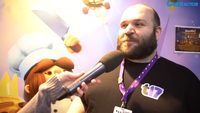 Overcooked 2: Campfire Cook Off DLC - Danny Spiteri Interview