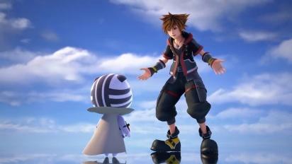 Kingdom Hearts III: Re Mind - TGS 2019 Trailer
