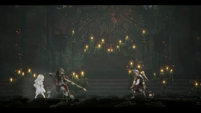 Ender Lilies: Quietus of the Knight - Gameplay Trailer