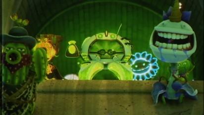 Plants vs. Zombies Garden Warfare 2 - Trouble in Zombopolis Trailer
