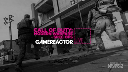 Call of Duty: Modern Warfare - Spec Ops Livestream Replay