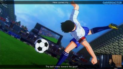 Captain Tsubasa: Rise of New Champions - Livestream Replay