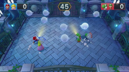 Mario Party 10 - Boo Burglars Minigame