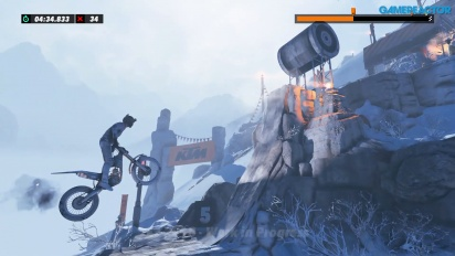 Trials Rising - Solo Gameplay
