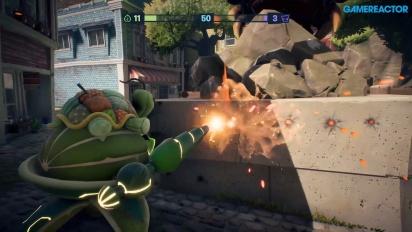Plants vs Zombies: Battle for Neighborville - 1v1 Battle Gameplay