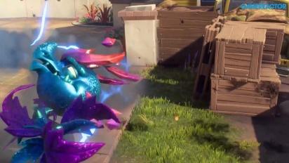 Plants vs Zombies: Battle for Neighborville - Snapdragon Gameplay