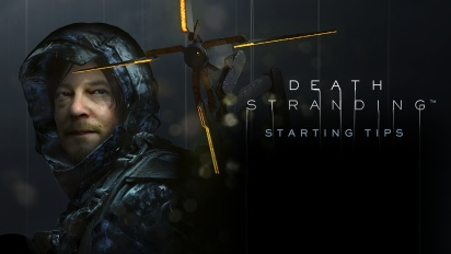 Death Stranding - Porady dla początkujących