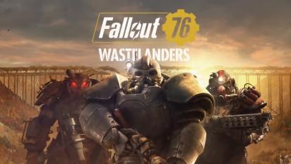 Fallout 76: Wastelanders - oficjalny zwiastun nr 2