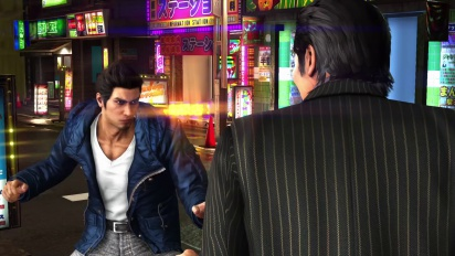 Yakuza 6 - Demo Trailer (Japanese)