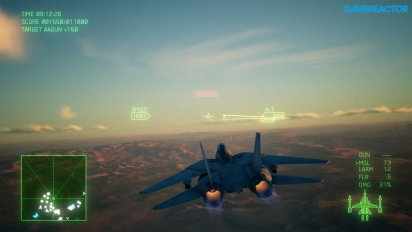 Ace Combat 7: Skies Unknown - Gamescom Gameplay