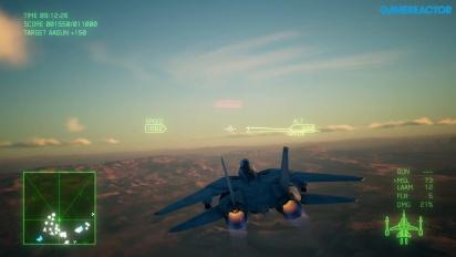 Ace Combat 7: Skies Unknown - Gamescom Gameplay