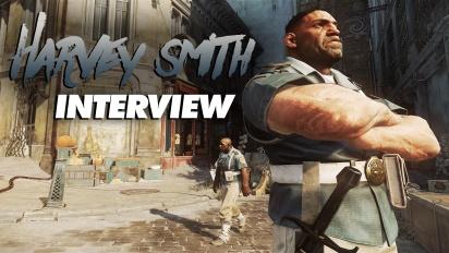 Harvey Smith - Fun & Serious 2020 Interview