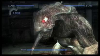 Resident Evil: The Darkside Chronicles - PAX Trailer 1