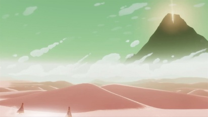 Journey - Developer Diary: A Walk with the Makers of Journey
