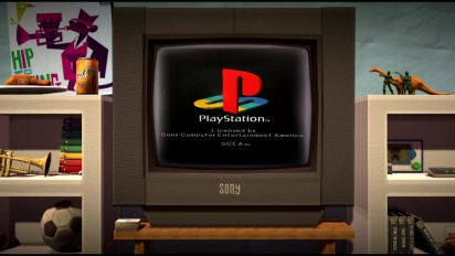 Little Big Planet 3 - 20 Years of Playstation Trailer