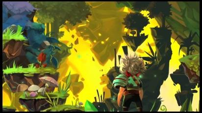 Bastion - PS4 & PS Vita Intro Trailer