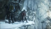 Rise of the Tomb Raider - E3 2015 Gameplay Trailer