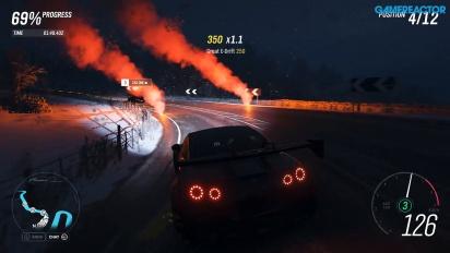 Forza Horizon 4 - Zimowy Gameplay (skalowane 1080p)