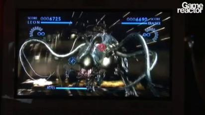 TGS09: Resident Evil: The Darkside Chronicles gameplay