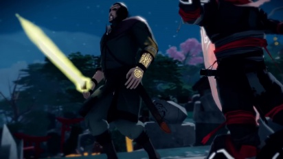 Aragami: Out of the Shadows - Announcement Trailer