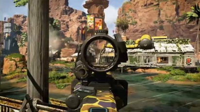 Apex Legends - New Weapon: The Havoc Energy Rifle