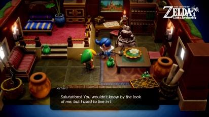 The Legend of Zelda: Link's Awakening - Overview Trailer