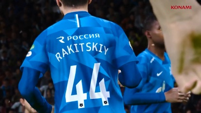 eFootball PES 2020 x FC Zenit - Partnership Announcement Trailer