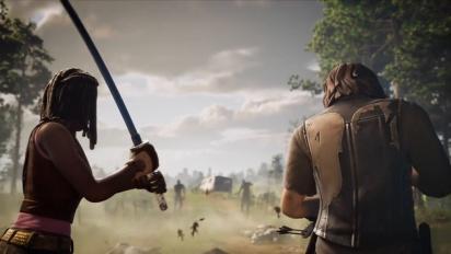Przez Punkt Zerowy do Fortnite przybywają Daryl i Michonne