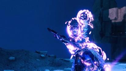 Destiny 2: Sezon Bezkresnej Nocy - zwiastun Szklanego Skarbca [PL]