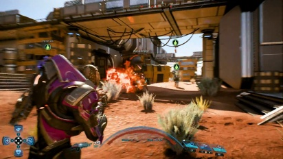 Mass Effect: Andromeda - Multiplayer Trailer