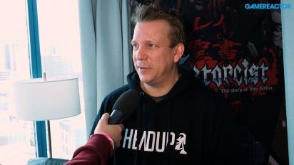 Headup Games - Dieter Schoeller Interview