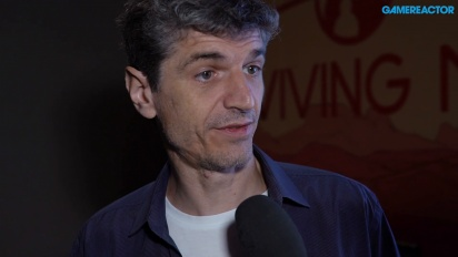 Surviving Mars - Gabriel Dobrev Interview