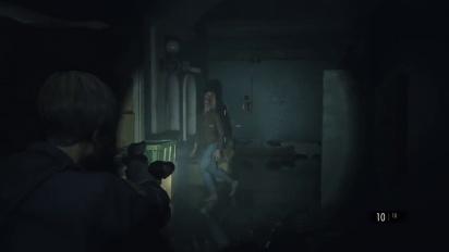 Resident Evil 2 -  PC Gameplay Trailer